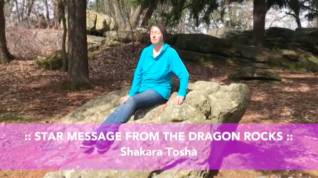 Message From The Dragon Rocks